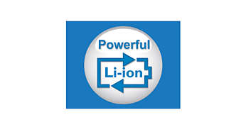 Technologie sans fil avec batterie Li-Ion de 7,4V