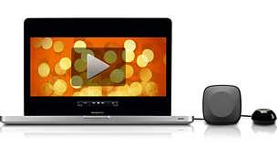 Geniet van muziek, games, films, TV en onlinevideo's