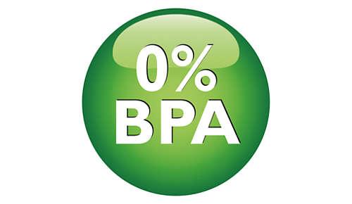 I massaggiagengive Philips Avent non contengono BPA e ftalato