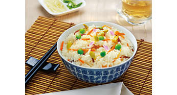 9 rice menus for nutritious and tasty rice