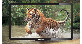 Pixel Precise HD with LED for extreme sharpness and clarity