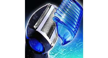 Recorta y afeita cualquier zona del cuerpo
