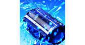 防水仕様(IPX7 基準をクリア)で、お風呂でも使用可能でお手入れも簡単