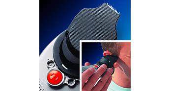 Машинка за фино подстригване, за да оформите и поддържате желаната прическа.