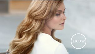 Professional 2200W for perfect salon results