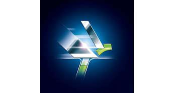 Afeitadoras con tecnología Super Lift&Cut