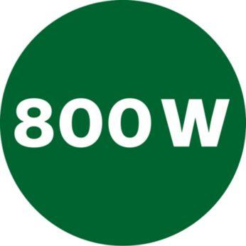 Мощен 800 W мотор