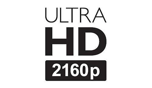 UHD 2160p (4K)