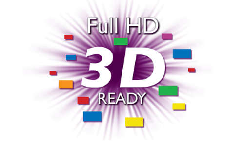 Geschikt voor 3D