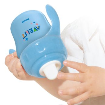 Soft spout with patented non-spill valve