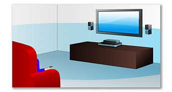 Kompaktni zvučnici konvencionalnog dizajna uljepšavaju kućno okruženje