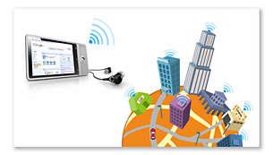 GPS i Mapy Google zapewniają informacje oparte na lokalizacji