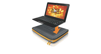 Superficie estable para tu netbook