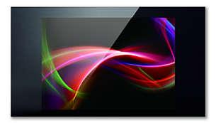 色彩繽紛的液晶顯示器提供便利的控制功能