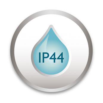 IP44 — zaprojektowane do użytku zewnętrznego