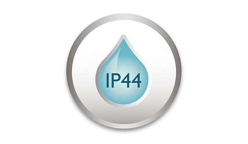 IP 44 – utformad för utomhusbruk