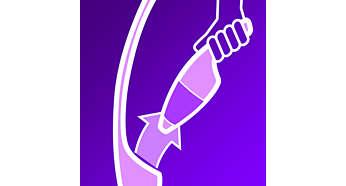 QuickDraw-ontkoppelingssysteem voor eenvoudig gebruik van de kruimelzuiger