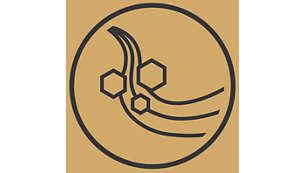 Skyddande keramisk beläggning med keratininfusion