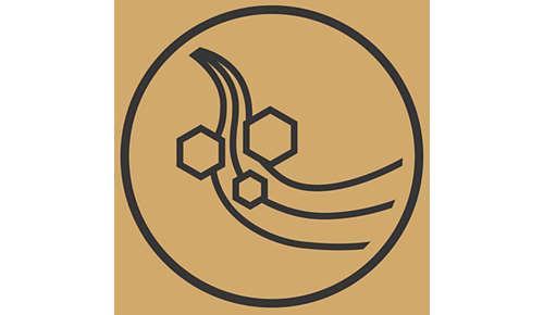 Rivestimento protettivo in ceramica con cheratina