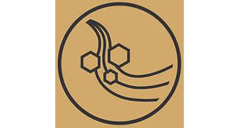 Schützende Keramikbeschichtung mit Keratinveredelung