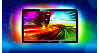 Ambilight Spectra 3 intensifies the viewing experience