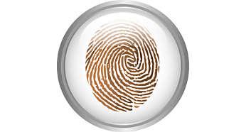 Fingerprint user recognition