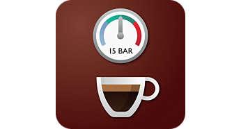 Pomp voor druk van 15 bar