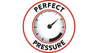 Pressione pompa 15 bar