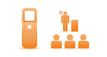 ClearVoice 可提供清晰和生動的語音播放