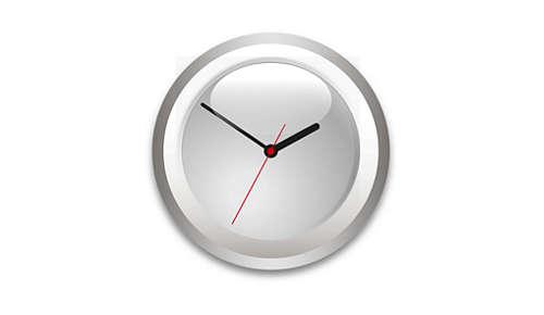 Upp till 4 000 timmars livslängd