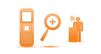 Système Zoom microphone pour l'enregistrement longue portée