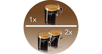 Une tasse de café en 30secondes