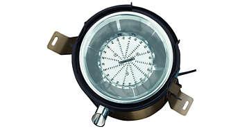 Mikro-Sieb-Filter aus Edelstahl