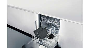 Chapa própria para lava-louças