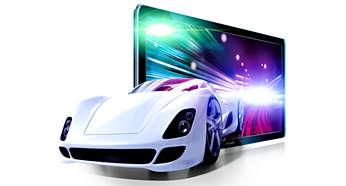Full HD 3D para disfrutar de una experiencia de cine 3D atrapante