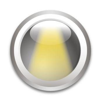 Kąt padania wiązki światła idealny do oświetlenia punktowego (40°)