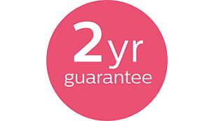 2 leti mednarodne garancije