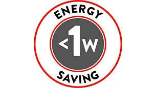 Modalità standby per risparmiare energia
