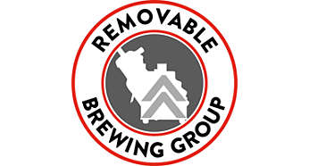 Easy cleaning thanks to removable brewing group