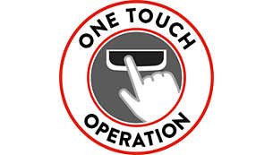 One-touch operation