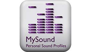 MySound: personliga ljudprofiler