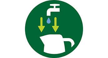 편리한 뚜껑 및 주입구 물 보충