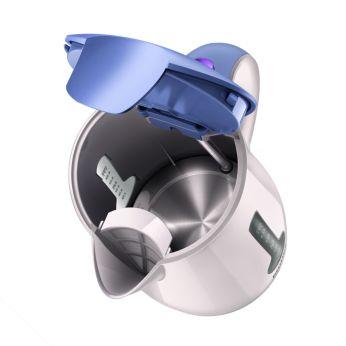 Плосък нагревателен елемент за бързо загряване и лесно почистване