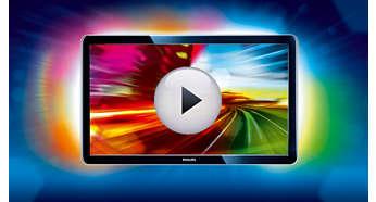 Ambilight Spectra XL, uusi tehokkaampi Ambilight