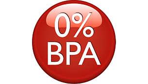 0% BPA tartalmú termék