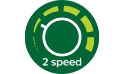 2 скорости