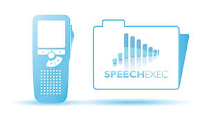 SpeechExec workflow software for quick document creation