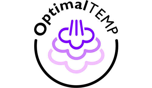 Einzigartiges Optimal TEMP-System: Sorgenfreies Bügeln, keine Einstellung erforderlich