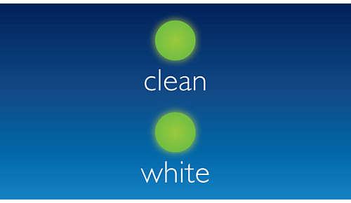 Modo Clean and White: probado, elimina las manchas