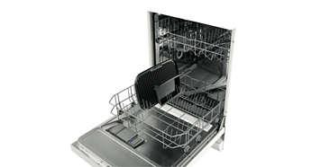 Odnímateľná platňa umývateľná v umývačke riadu pre ľahké čistenie